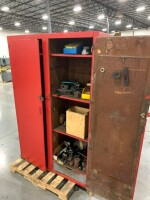 6-FT WOODEN CABINET WITH ALL CONTENTS, SEE PICTURES FOR DETAILS - 14