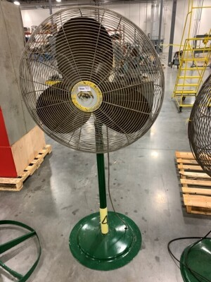 27-IN WAREHOUSE FAN