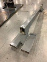 8 FT EXTENDABLE BOOM FOR USE WITH FORKLIFT