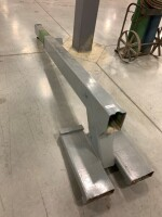 8 FT EXTENDABLE BOOM FOR USE WITH FORKLIFT - 2