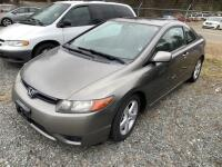 2006 Honda Civic Coupe EX I4, 1.8L