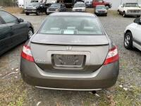 2006 Honda Civic Coupe EX I4, 1.8L - 5