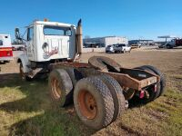 1992 INTERNATIONAL 8200 TRUCK / TRACTOR, MILES SHOWING 173209, VIN NUMBER 1HSHGA6R6NH397563, SELLER STATES RUNS AND DRIVES AND WAS DRIVEN TO THIS SITE FOR AUCTION - 3