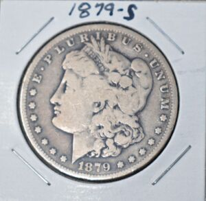 1879 S MORGAN DOLLAR
