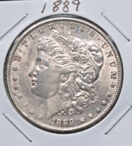 1889 MORGAN DOLLAR