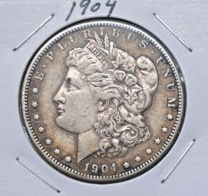 1904 MORGAN DOLLAR