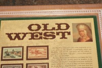 OLD WEST STAMP AND COIN COLLECTION - 2