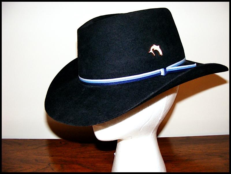 Lot 1616 of 508  Akubra Greg Norman Great White Shark Hat 879c12ed279a