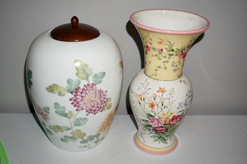 Laura Ashley Vase Gallery Originals Covered Urn Dn