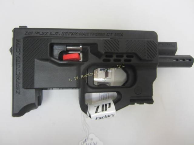 Usfa Zip 22 Lr Pistol Manufacturer Usfa Model Zip Serial Number