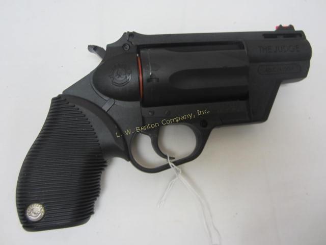 taurus judge public defender 45 410 revolver manufacturer taurus