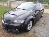 2008 Pontiac G8 Sedan Base V6, 3.6L
