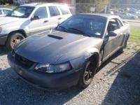 2001 Ford Mustang Convertible Base V6, 3.8L