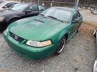 1999 Ford Mustang Coupe GT V8, 4.6L