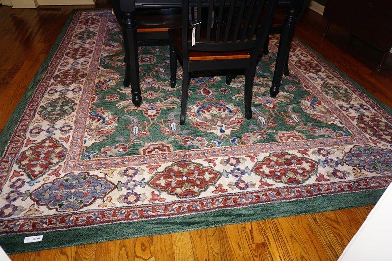 Lot 1010 Of 900 Pande Cameron New York Marrakesh Hand Woven Pure Wool Rug 8 5 X 11 Dr