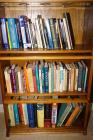ALL BOOKS LOCATED IN BARRISTER BOOKCASE MARKED 1028 - OFFC