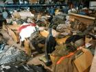 LARGE LOT OF MILITARY GEAR TO INCLUDE, VACUUM