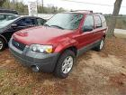 2007 Ford Escape SUV XLT I4, 2.3L
