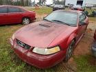 2000 Ford Mustang Coupe Base V6, 3.8L