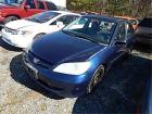 2004 Honda Civic Sedan LX I4, 1.7L