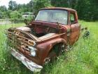 1965 FORD TRUCK  PARTS TRUCK