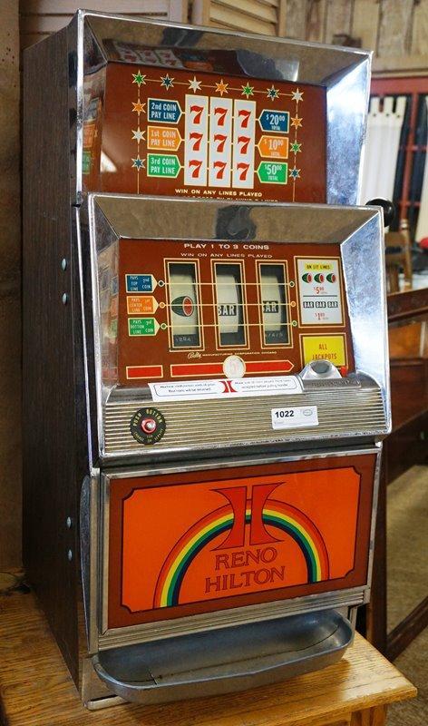 Antique bally slot machines sale las vegas casino lessons